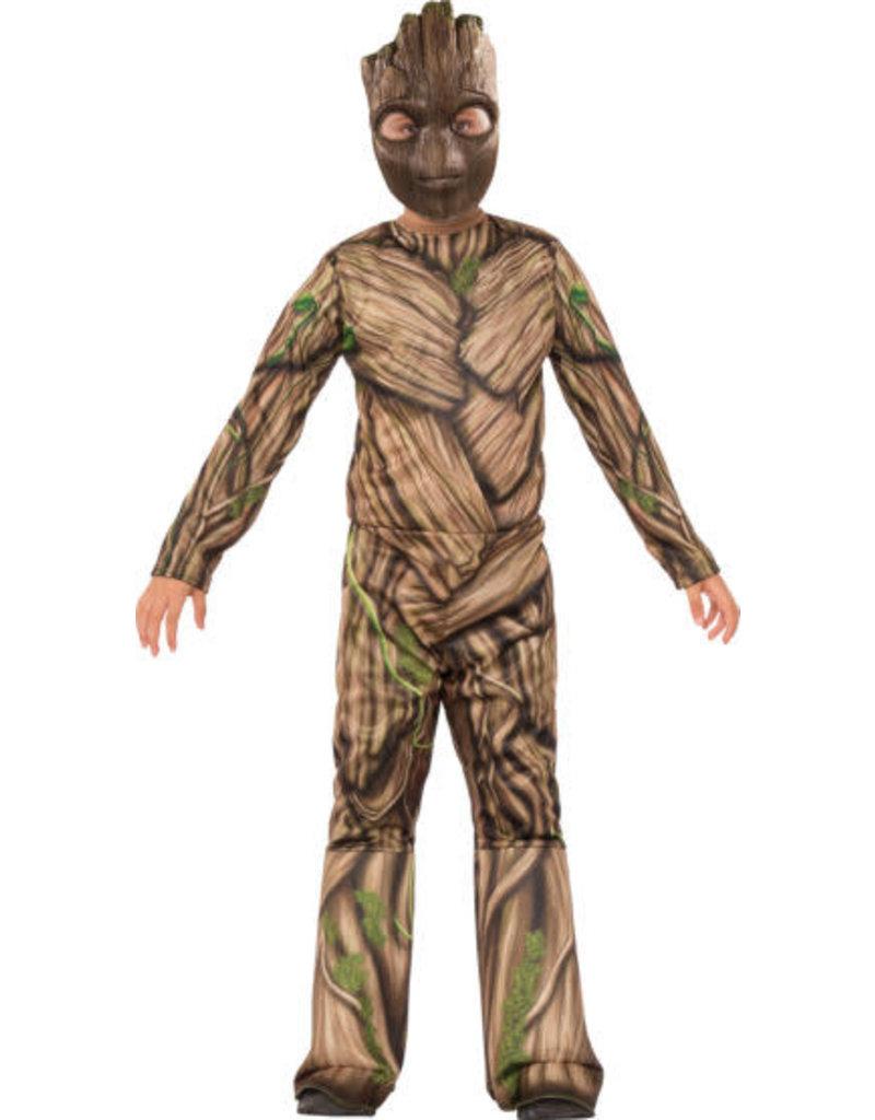 Child Guardians of the Galaxy Groot Medium (8-10)