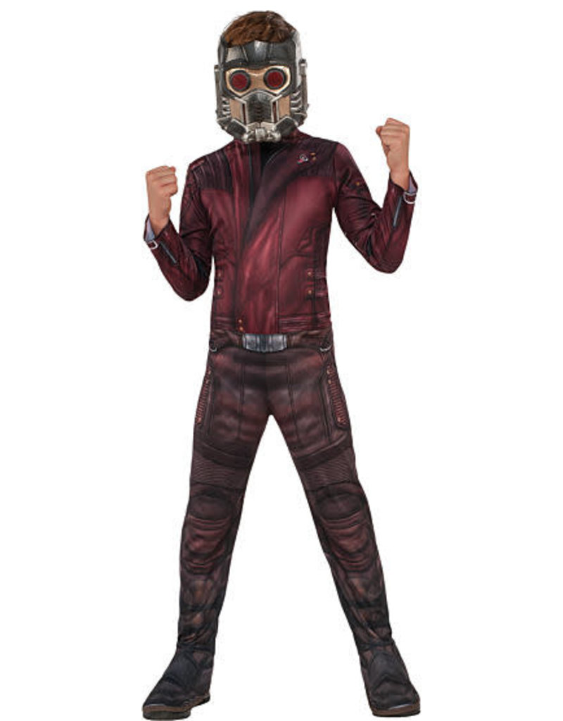 Child Guardians of the Galaxy Starlord Small (4-6)