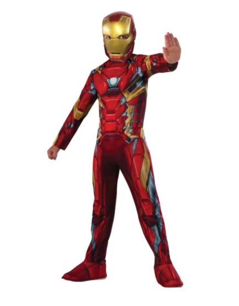 Child Iron Man Small (4-6)