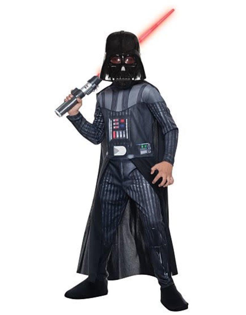 Child Star Wars Darth Vader Medium (8-10)