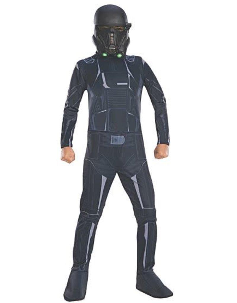 Child Star Wars Death Trooper Large (12-14)
