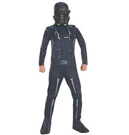 Child Star Wars Death Trooper Small (4-6)