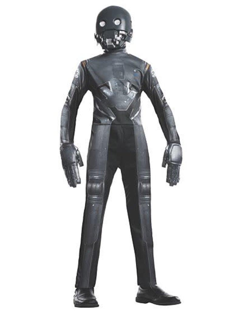 Child Star Wars K-2SO Small (4-6)