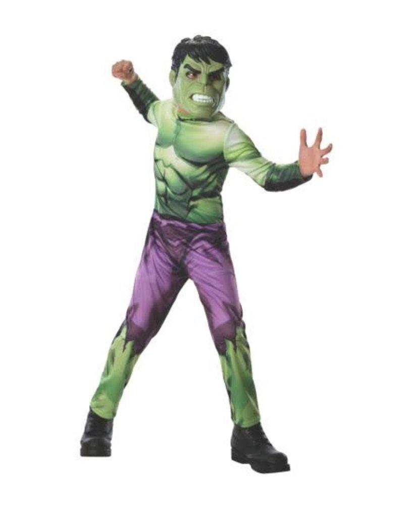 Child The Hulk Small (4-6)