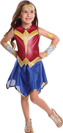 Child Wonder Woman Small (4-6)
