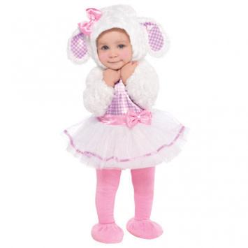 Infant Costume Little Lamb 0-6 Months
