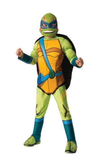 Child Rise of the TMNT Deluxe Leonardo Costume Medium (8-10)
