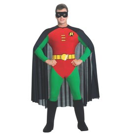 Deluxe Adult Robin Costume - Teen Titans Medium