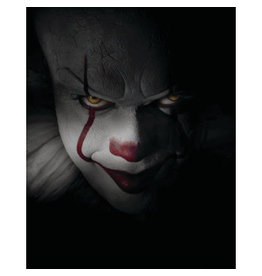 """IT"" Pennywise Window Cling"