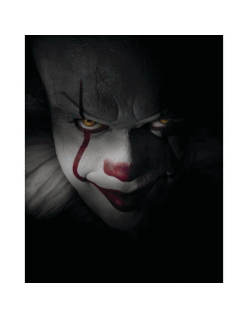 """""""IT"""" Pennywise Window Cling"""
