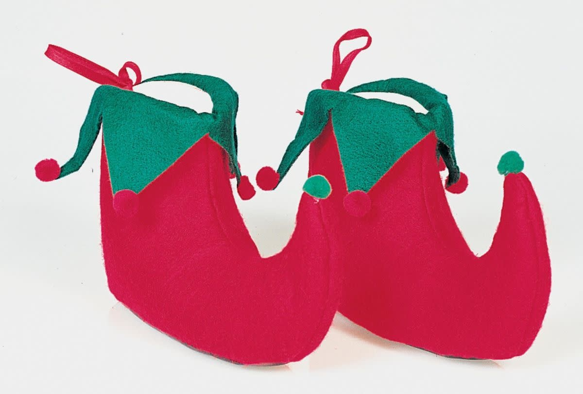 Adult Elf Shoes