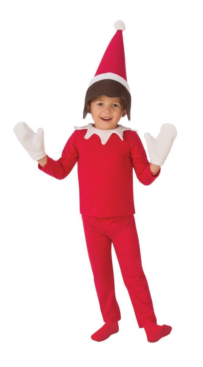 Elf Boy Costume Small