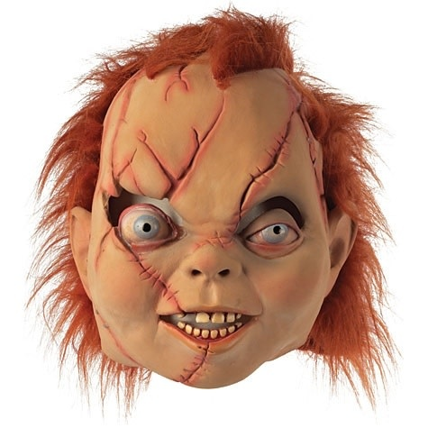 Chucky Latex Mask