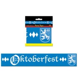 Oktoberfest Party Tape 20FT