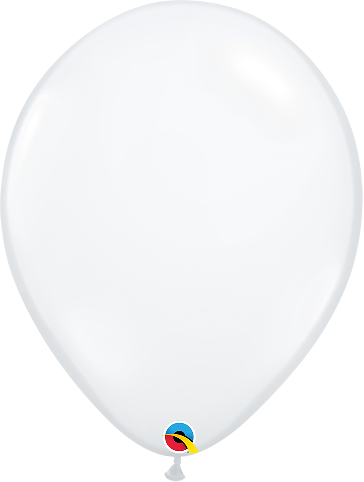 "16"" Diamond Clear Balloon (Without Helium)"