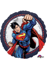 "Superman 18"" Mylar Balloon"