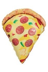 "Pizza Slice 38"" Mylar Balloon"