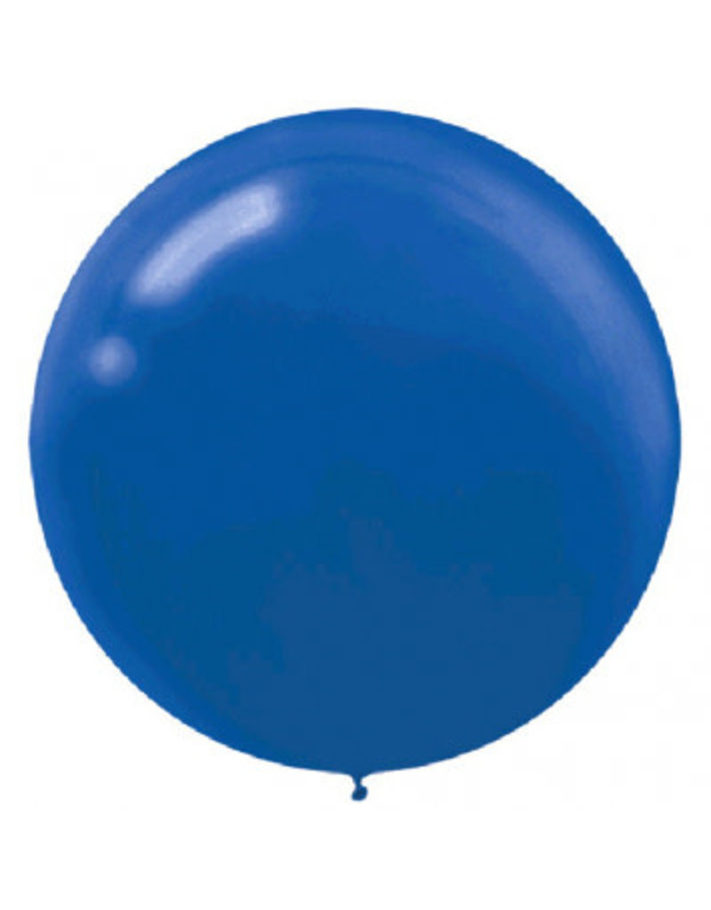 """24"""" Royal Blue Balloon (With Helium)"""