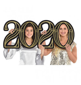 2020 Roaring 20's Giant Photo Prop Frame