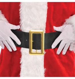 Fabric Santa Belt