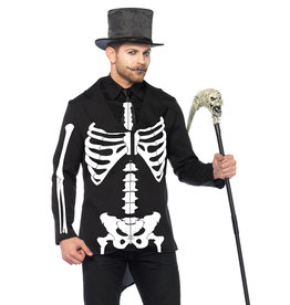 Men's Costume Bone Daddy Medium