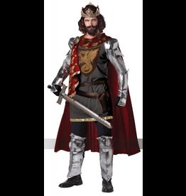 Men's Costume King Arthur Medium
