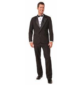 Men's Costume Instant Tuxedo Medium