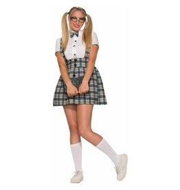 50's Nerd Girl M/L Costume