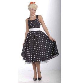 50s Cutie Black XS/S Costume