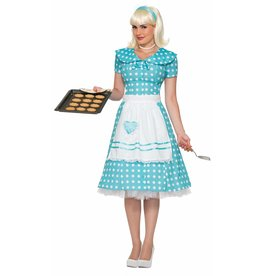 50s Housewife XS/S Costume