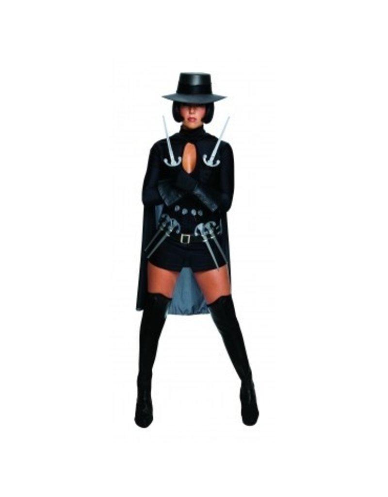 V For Vendetta Extra Small Costume