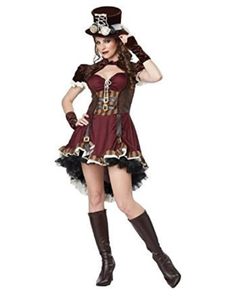 Victorian Steampunk Large Costume
