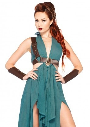 Warrior Maiden Small Costume