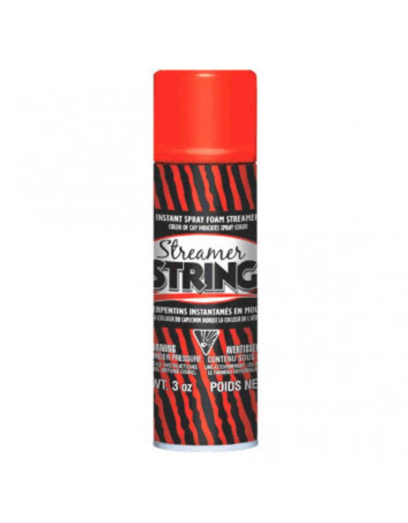 Red Streamer String 3oz