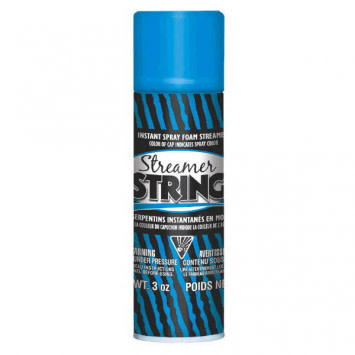 Blue Streamer String 3oz