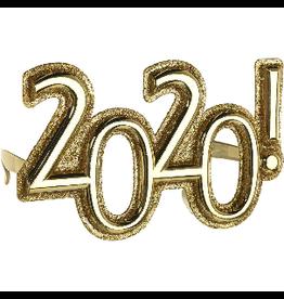 Glitter Gold 2020 Glasses