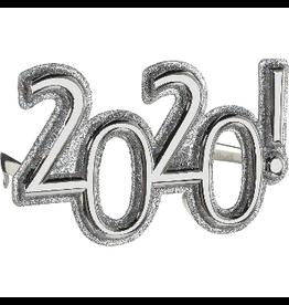 Glitter Silver 2020 Glasses