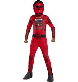 Children's Costume Star Wars Resistance Economy Major Vonreg Small (4-6)
