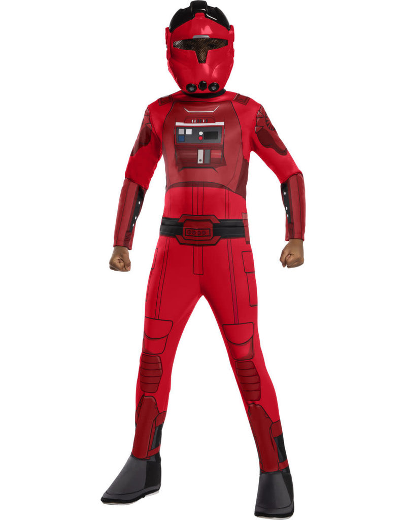Children's Costume Star Wars Resistance Economy Major Vonreg Medium (8-10)