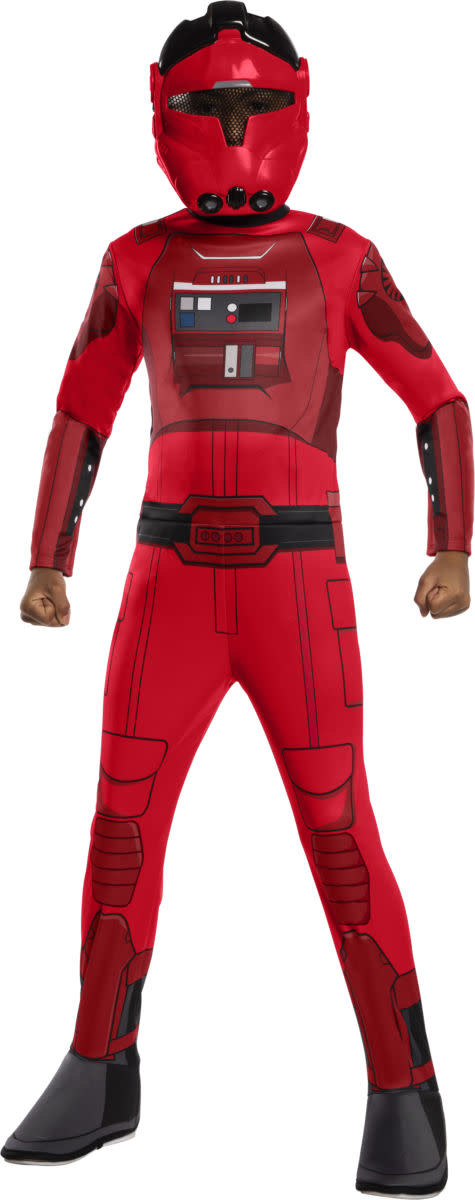 Children's Costume Star Wars Resistance Economy Major Vonreg Large (12-14)