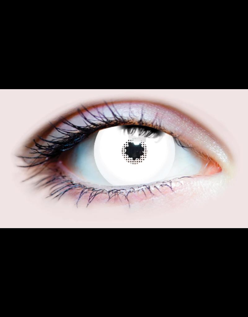 PRIMAL® Mini White Sclera Contacts (90 Day)