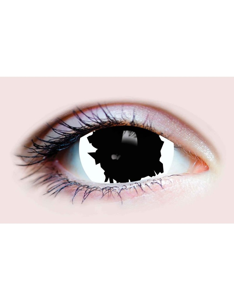 PRIMAL® White Witch Contacts (90 Day)