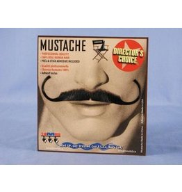 Aristocrat Moustache Brown
