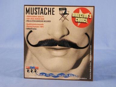 Aristocrat Moustache Brown