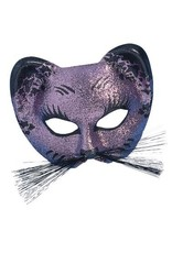 Mask Gattoni Glitter Pink and Black