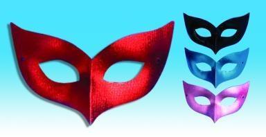 Mask Ibiza Blue Bird