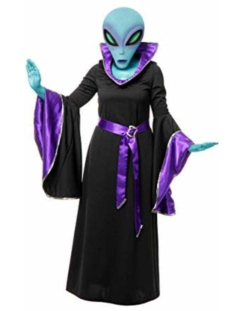 Alien Queen Gown