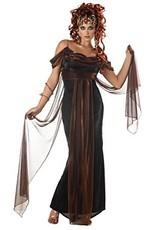 Medusa, The Mythical Siren Medium