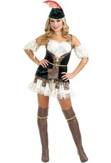 Robin Hood Honey Costume