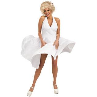 Marilyn Monroe Standard Costume